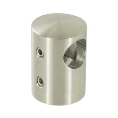 Querstabhalter für Stab Ø 12mm, Anschluss für Vierkantrohr