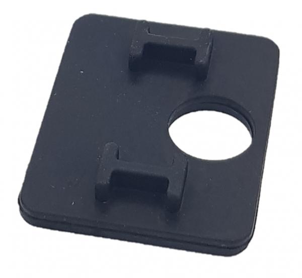 Gummieinlage Modell 06 - für 12mm Glasstärke-Z