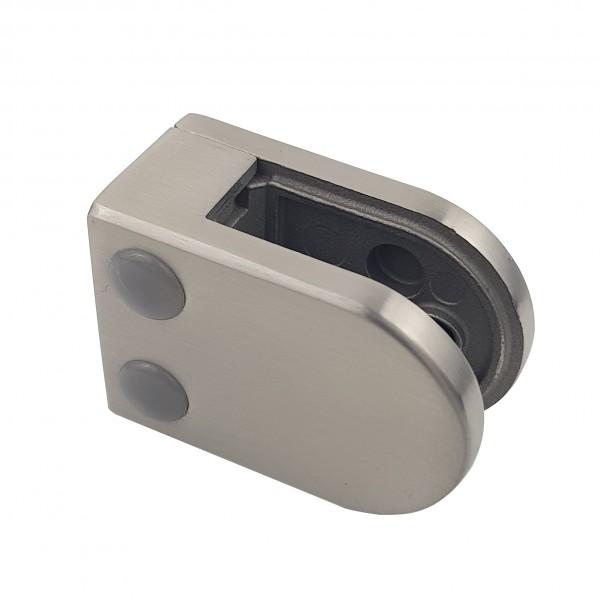 Glasklemme Modell 05 - Anschluss für Vierkantrohr