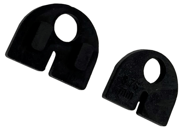 Gummieinlage Modell 20 - für 10mm Glasstärke