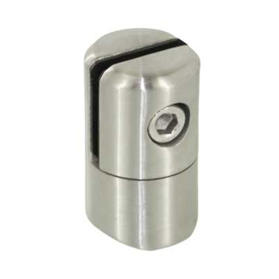 Blechhalter, Ø 25mm, für Rohr Ø 42.4mm