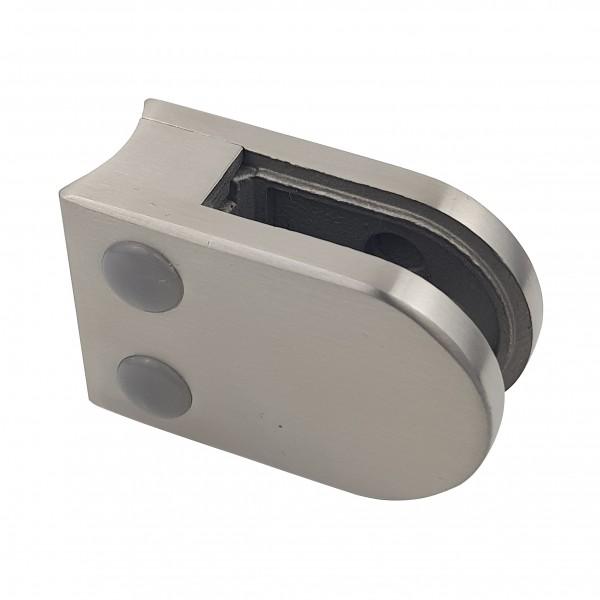 Glasklemme Modell 02 - Anschluss für Rohr Ø 48,3mm