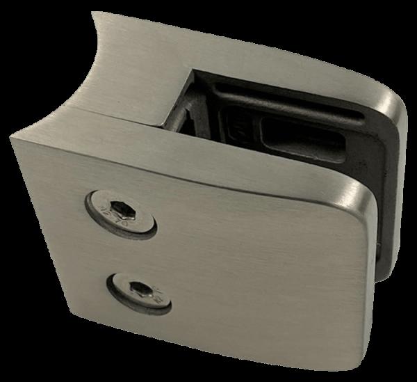 Glasklemme Modell 26 - Anschluss für Rohr Ø 48,3mm