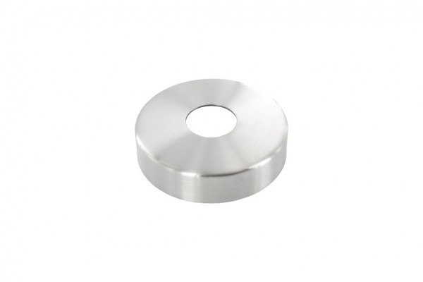 Abdeckrosette, Ø 76mm, Lochung Ø 34mm, H: 15mm