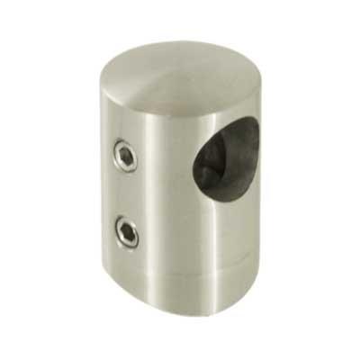 Querstabhalter für Stab Ø 12mm, Anschluss für Rohr Ø 42.4mm
