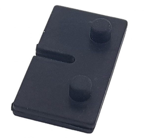 Gummieinlage Modell 01 - für 6mm Glasstärke-Z