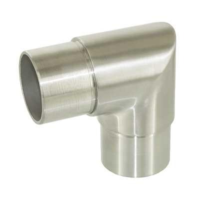 Rohrverbinder 90° eckig, für Rohr 42.4 x 2.0mm
