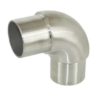 Rohrverbinder 90° rund, für Rohr 42.4 x 2.0mm