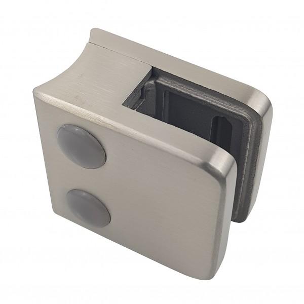 Glasklemme Modell 01 - Anschluss für Rohr Ø 42,4mm